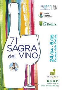 71^ ed. Sagra del Vino @ Casarsa della Delizia (Pn) | Casarsa della Delizia | Friuli-Venezia Giulia | Italia