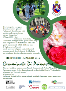 Camminata di Primavera @ Udine   Udine   Friuli-Venezia Giulia   Italia