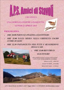 Una giornata insieme a Pasquetta a Stavoli di Moggio @ Frazione di Stavoli di Moggio | Stavoli | Friuli-Venezia Giulia | Italia