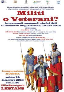 "Mostra ""Militi o Veterani?"" @ Lestans (Pn) | Lestans | Friuli-Venezia Giulia | Italia"