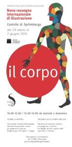 IL CORPO - 9^ rassegna internazionale di illustrazione @ Spilimbergo (Pn) | Spilimbergo | Friuli-Venezia Giulia | Italia
