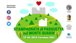 Scampagnata di Pasquetta sul Monte Quarin @ Cormons (Pn) | Cormons | Friuli-Venezia Giulia | Italia