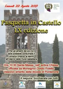 Pasquetta in Castello @ Castello di Caneva (Pn) | Caneva | Friuli-Venezia Giulia | Italia