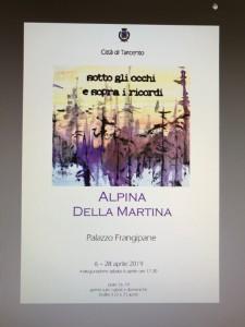 MOSTRA DI ACQUARELLI sotto gli occhi e sopra i ricordi @ Palazzo Frangipane, Tarcento (Ud) | Tarcento | Friuli-Venezia Giulia | Italia