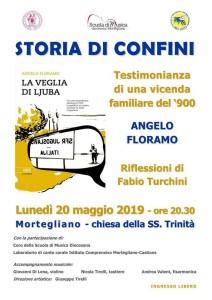 Storia di Confini @ Mortegliano (UD) | Mortegliano | Friuli-Venezia Giulia | Italia