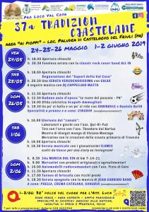37a Tradizion Cjastelane @ Castelnovo del Friuli (PN) | Paludea | Friuli-Venezia Giulia | Italia
