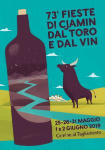 73^ Fieste di Cjamin dal Toro e dal Vin @ Camino Al Tagliamento (Ud) | Camino Al Tagliamento | Friuli-Venezia Giulia | Italia