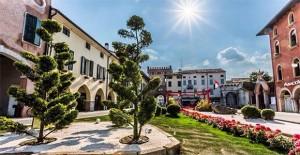 Piazza in Fiore 2019 @ San Vito al Tagliamento (PN)   San Vito al Tagliamento   Friuli-Venezia Giulia   Italia