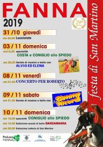 Festeggiamenti di San Martino 2019 @ Fanna (Pn) | Fanna | Friuli-Venezia Giulia | Italia