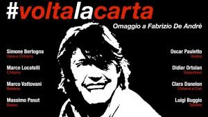 Voltalacarta - Omaggio a Fabrizio De Andrè @ San Vito al Tagliamento (PN) | San Vito al Tagliamento | Friuli-Venezia Giulia | Italia