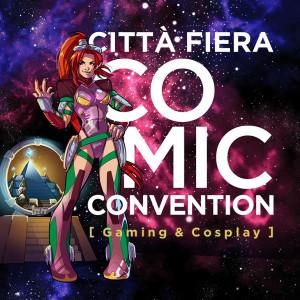 Città Fiera Comic-Convention @ Martignacco (UD) | Martignacco | Friuli-Venezia Giulia | Italia