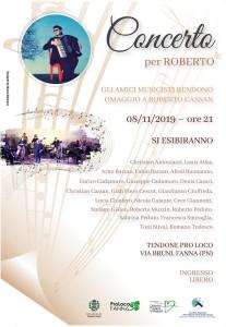 CONCERTO PER ROBERTO @ Fanna (Pn) | Fanna | Friuli-Venezia Giulia | Italia