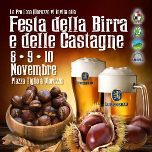Festa della Birra e delle Castagne @ Moruzzo (UD) | Moruzzo | Friuli-Venezia Giulia | Italia