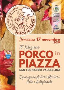 16^ ED. PORCO IN PIAZZA @ San Leonardo (PN) | San Leonardo | Friuli-Venezia Giulia | Italia