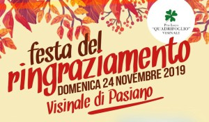 Festa del Ringraziamento @ Pasiano di Pordenone (PN) | Visinale | Friuli-Venezia Giulia | Italia