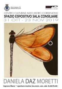 Dentro un mondo antico e futuro - Mostra personale di DAZ Daniela Moretti @ Cordenons (Pn) | Cordenons | Friuli-Venezia Giulia | Italia
