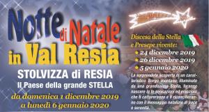 17^ ed. Notte di Natale in Val Resia @ Stolvizza di Resia (UD) | Stolvizza | Friuli-Venezia Giulia | Italia