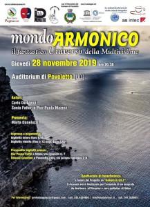 Mondo Armonico - Il fantastico Universo della Multivisione @ Povoletto (Ud) | Povoletto | Friuli-Venezia Giulia | Italia