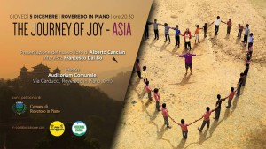 The Journey of Joy - Asia: presentazione del libro di Alberto Cancian @ Roveredo in Piano (PN) | Roveredo in Piano | Friuli-Venezia Giulia | Italia