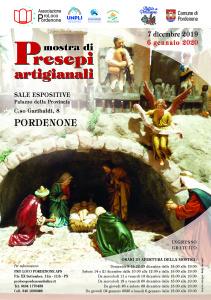 MOSTRA PRESEPI ARTIGIANALI @ Pordenone (PN) | Pordenone | Friuli-Venezia Giulia | Italia