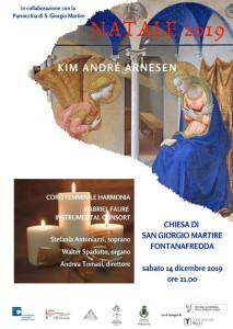 Concerto di Natale @ Fontanafredda (Pn) | Fontanafredda | Friuli-Venezia Giulia | Italia