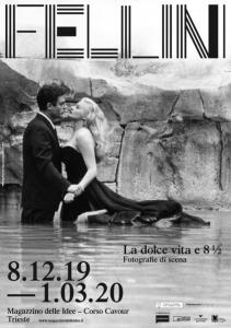 Mostra Fellini*EVENTO SOSPESO FINO AL 01/03 PER ORD.REG. per contrastare la diffusione del COVID-2019* @ Trieste (TS) | Trieste | Friuli-Venezia Giulia | Italia