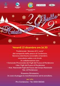NATALE SOTTO LE STELLE @ Cordenons (PN) | Cordenons | Friuli-Venezia Giulia | Italia