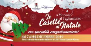 Le Casette di Natale @ Morsano al Tagliamento (PN) | Morsano al Tagliamento | Friuli-Venezia Giulia | Italia