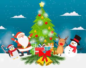 Trenino natalizio @ San Vito al Tagliamento | San Vito al Tagliamento | Friuli-Venezia Giulia | Italia