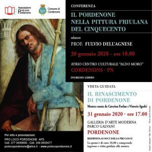 Il Pordenone nella pittura friulana del Cinquecento @ Cordenons (PN) | Cordenons | Friuli-Venezia Giulia | Italia