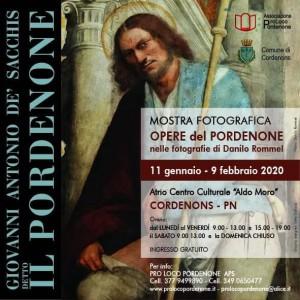 Opere del Pordenone nelle fotografie di Danilo Rommel @ Cordenons (PN) | Cordenons | Friuli-Venezia Giulia | Italia