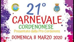 21° Carnevale Cordenonese @ Cordenons (PN) | Cordenons | Friuli-Venezia Giulia | Italia