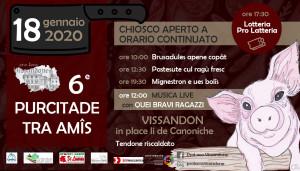 6^ Purcitade tra Amîs @ Vissandone di Basiliano (UD) | Friuli-Venezia Giulia | Italia