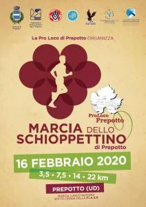 6^ ED. MARCIA DELLO SCHIOPPETTINO @ Prepotto (UD) | Friuli-Venezia Giulia | Italia