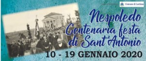 Centenaria Festa di Sant'Antonio @ Nespoledo (UD) | Nespoledo | Friuli-Venezia Giulia | Italia