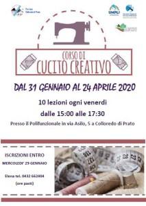 Corso di Cucito Creativo @ Colloredo di Prato (UD) | Colloredo di Prato | Friuli-Venezia Giulia | Italia