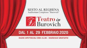 Teatro in Burovich_Un curioso accidente @ Sesto al Reghena (PN) | Sesto Al Reghena | Friuli-Venezia Giulia | Italia