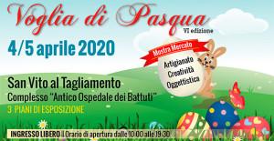 Voglia di Pasqua - ANNULLATO- @ San Vito al Tagliamento (PN) | San Vito al Tagliamento | Friuli-Venezia Giulia | Italia