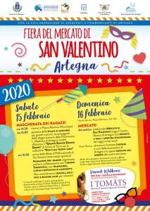 Fiera del Mercato di San Valentino @ Artegna (UD) | Artegna | Friuli-Venezia Giulia | Italia