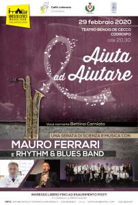 Aiuta ad Aiutare: una Serata con Mauro Ferrari @ Codroipo (UD) | Codroipo | Friuli-Venezia Giulia | Italia