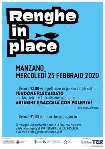 Renghe in Place*EVENTO ANNULLATO PER ORD.REG. per contrastare la diffusione del COVID-2019* @ Manzano (UD) | Manzano | Friuli-Venezia Giulia | Italia