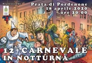 12^ Carnevale in Notturna @ Prata di Pordenone (PN) | Prata di Pordenone | Friuli-Venezia Giulia | Italia