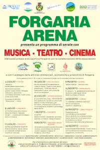 FORGARIA ARENA @ Forgaria nel Friuli (Ud) | Forgaria Nel Friuli | Friuli-Venezia Giulia | Italia