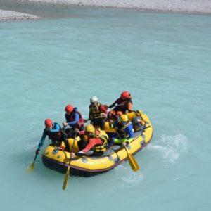 Rafting Soft Torrente Fella 1.0 @ Venzone | Stazione Carnia, Venzone | Friuli-Venezia Giulia | Italia