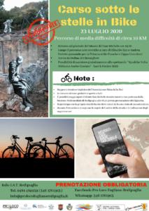 Carso sotto le stelle in Bike @ Fogliano Redipuglia (Go) | Fogliano Redipuglia | Friuli-Venezia Giulia | Italia