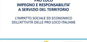 L'IMPATTO SOCIALE ED ECONOMICO DELL'ATTIVITÀ DELLE PRO LOCO ITALIANE