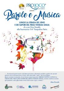 PAROLE E MUSICA - Lungo la strada del Vino e dei Sapori del Friuli Venezia Giulia @ Friuli Venezia Giulia | Friuli-Venezia Giulia | Italia