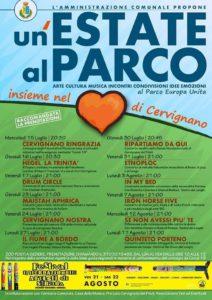 un'ESTATE al PARCO @ Parco Europa Unita - Cervignano del Friuli (UD) | Cervignano del Friuli | Friuli-Venezia Giulia | Italia