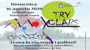 TRY CLAPS 2020 @ Spilimbergo, Palazzo Di Sopra | Spilimbergo | Friuli-Venezia Giulia | Italia