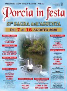 Sagra dell'Assunta Porcia @ Area Festeggiamenti Sagra dell'Assunta Porcia | Friuli-Venezia Giulia | Italia